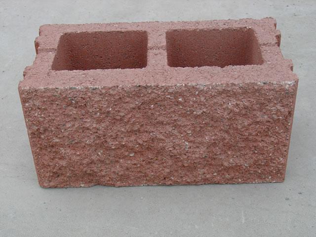 Blocco splittato colorato 12x20x40 - Cemento colorato per esterno ...