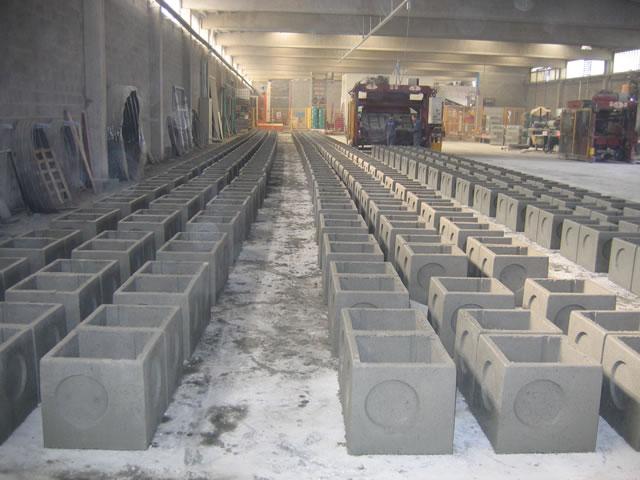 Vendita Blocchi In Cemento Certificate Ce